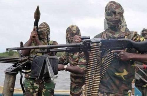 Armed-militants